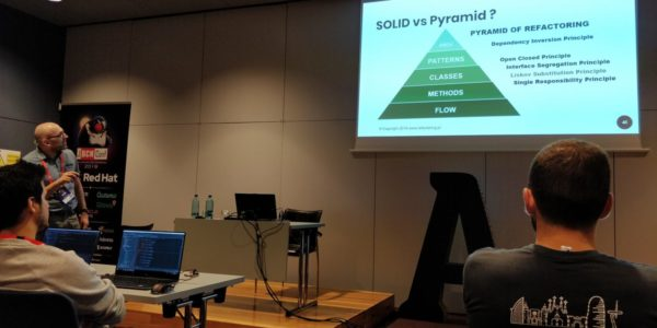 Refactoring Pyramid is SOLID